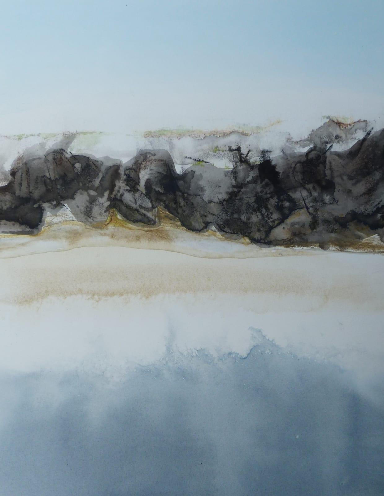 Susan Macintosh, Summer Sky, Achnahaird, 2021