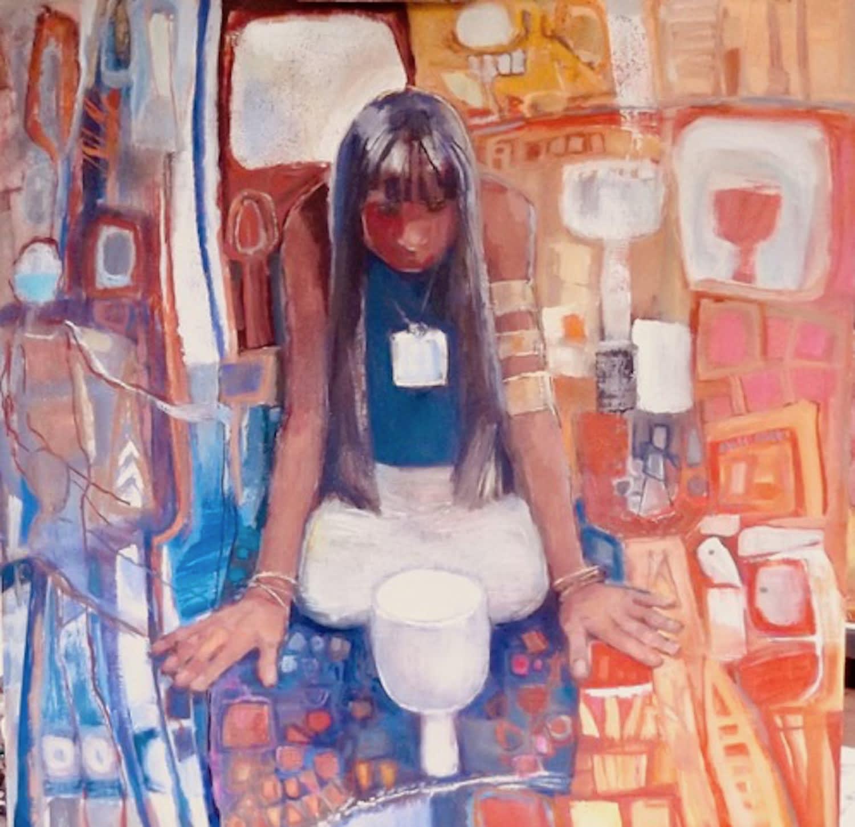 Catriona Campbell, White Magic