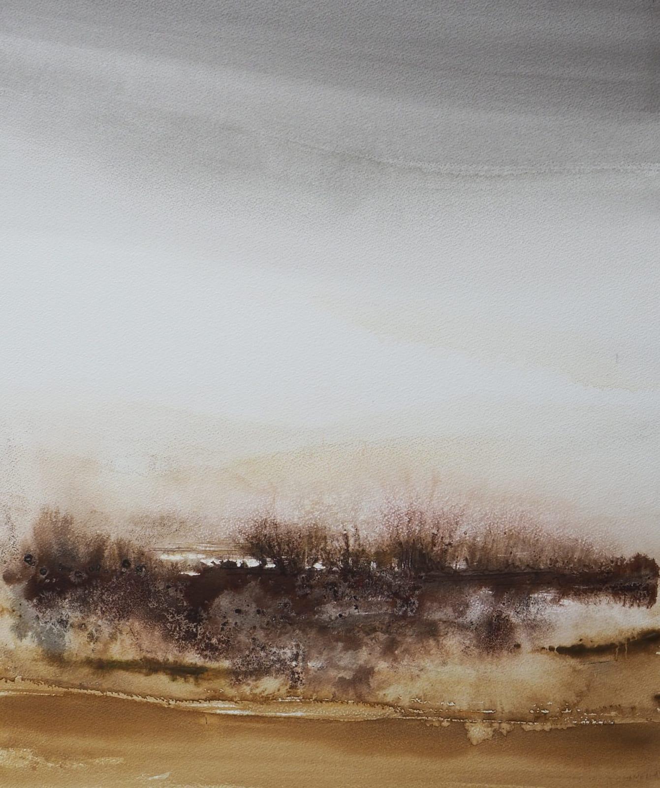 Susan Macintosh, Peatlands, Lewis, 2021