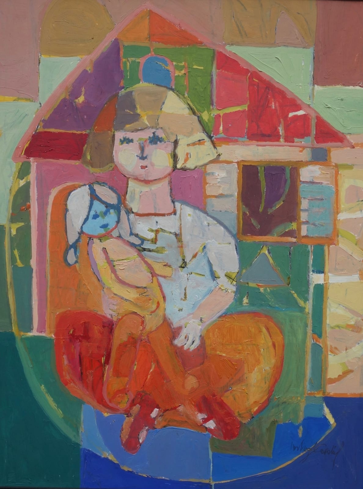 Catherine Imhof-Cardinal, The Wendy house