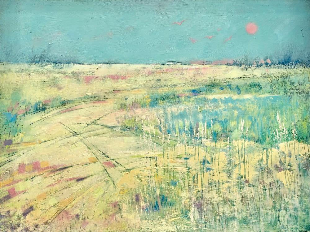Liz Milne, Harvest Moon