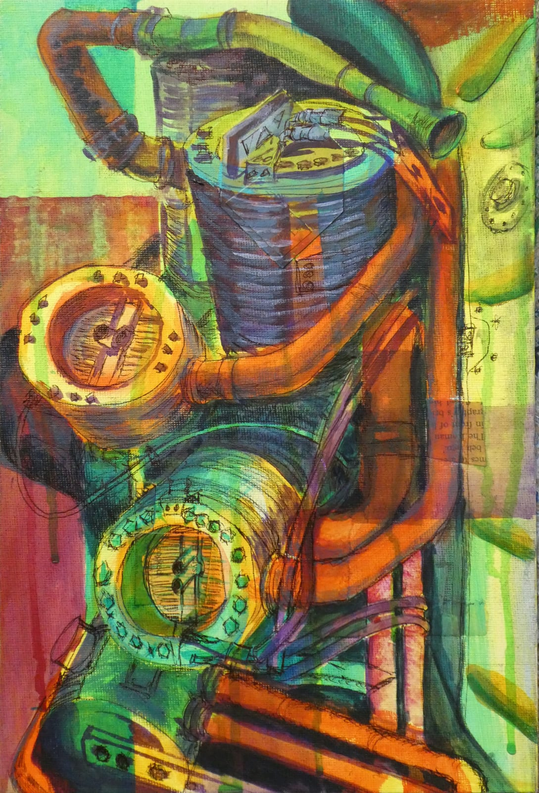 John Hamilton, Radiant Engine
