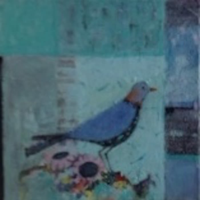 Wilma Dunbar, Blue Bird