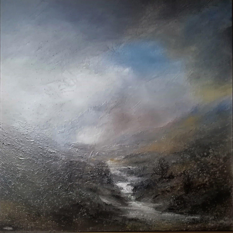 Peter Dworok, Torridon, Spate River
