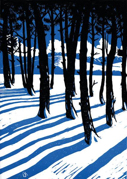 Bryan Angus, Alvah Snow