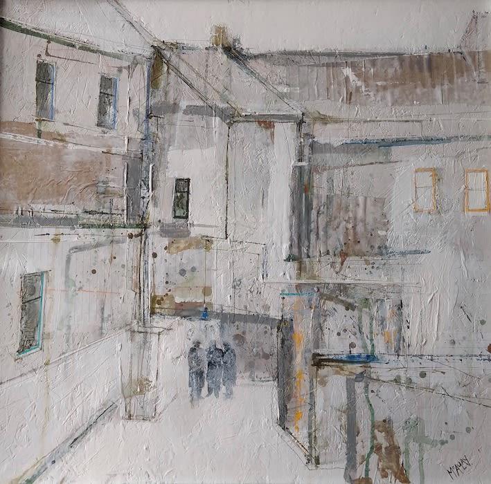 Robert McAulay, White Roof III