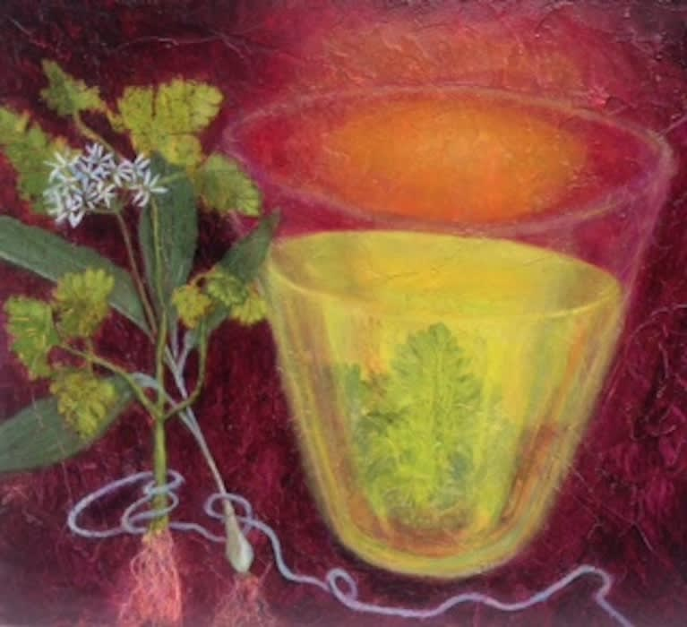 Frances Crawford, The Alchemy of Herbs, 2021