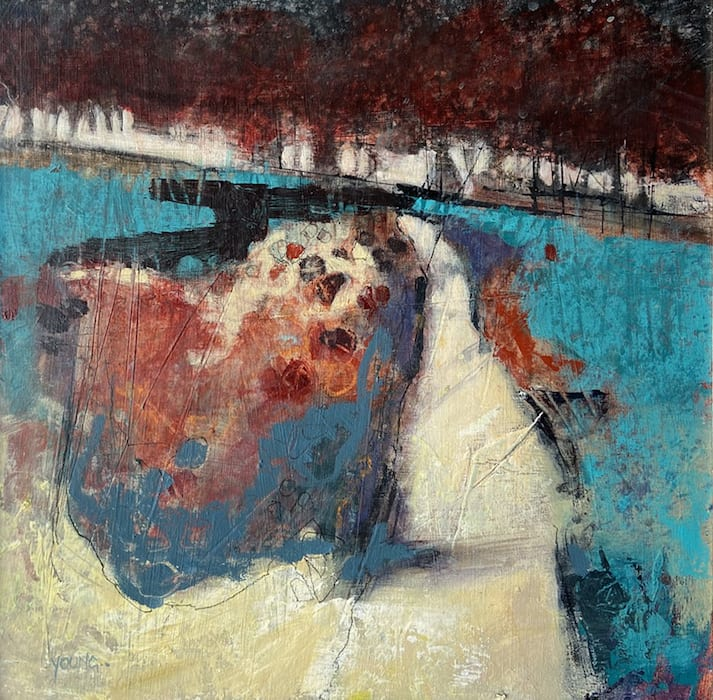 Georgie Young, White Path