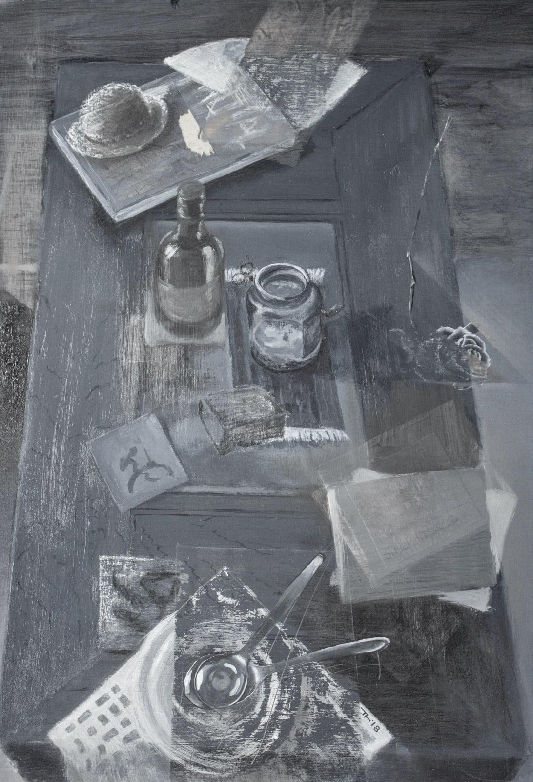 John Hamilton, Tabled Memories