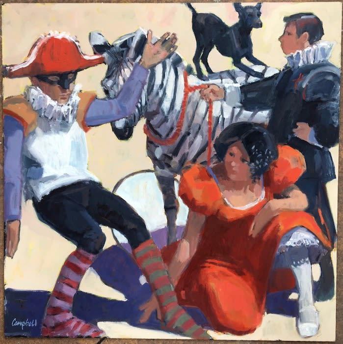 Catriona Campbell, Circus Folk