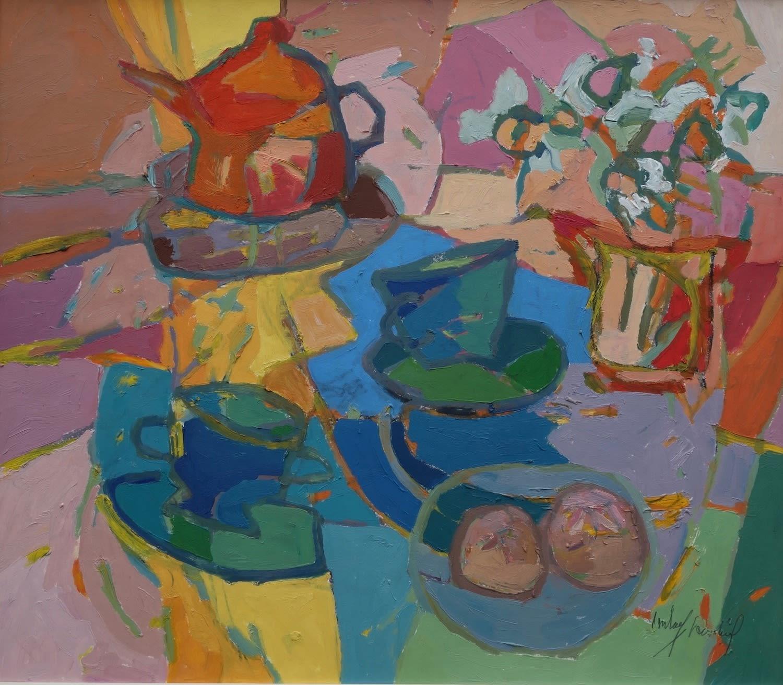 Catherine Imhof-Cardinal, Breakfast
