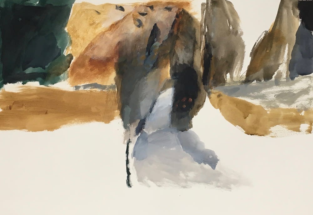 Ian Kinnear, Track in Autumn