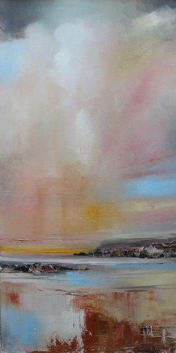 Rosanne Barr, Chalky Sky