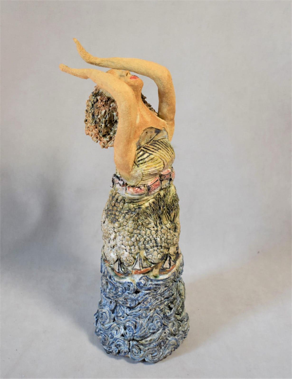 Maralyn Reed-Wood, East Coast Woman
