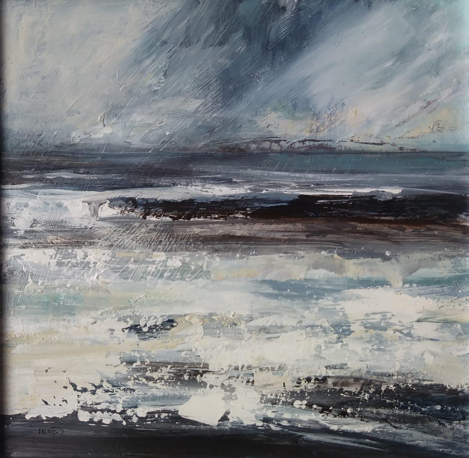 Frances Innes, Wild and Restless Coast, 2021