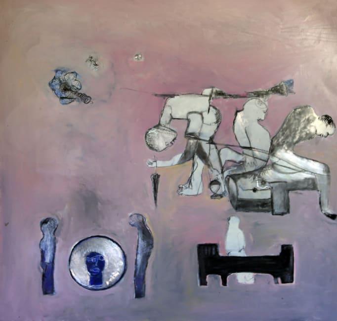 Joel Mpah Dooh, Street Hope, 2016