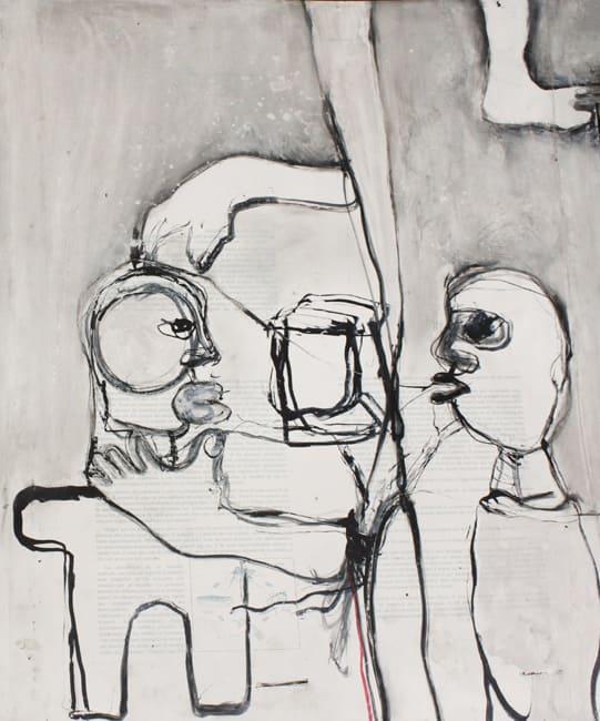 Joel Mpah Dooh, The Secret Room, 2014