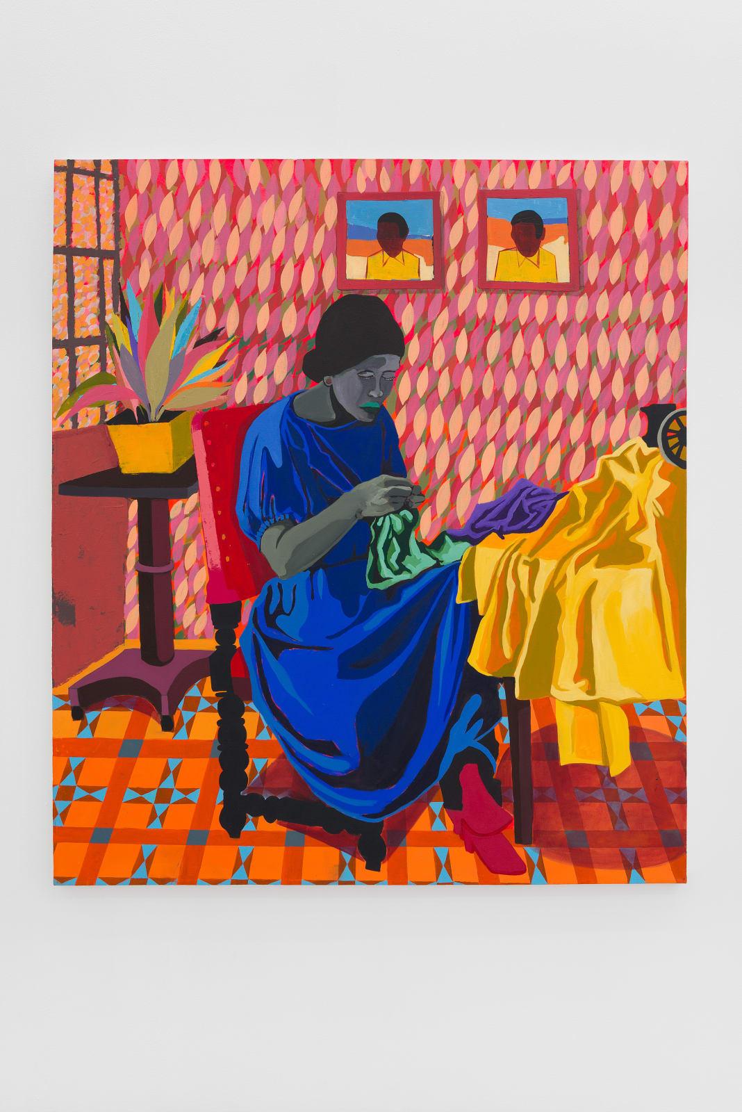 Tafadzwa Tega, Untitled, 2019