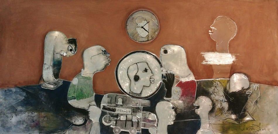 Joel Mpah Dooh, Untitled, 2016