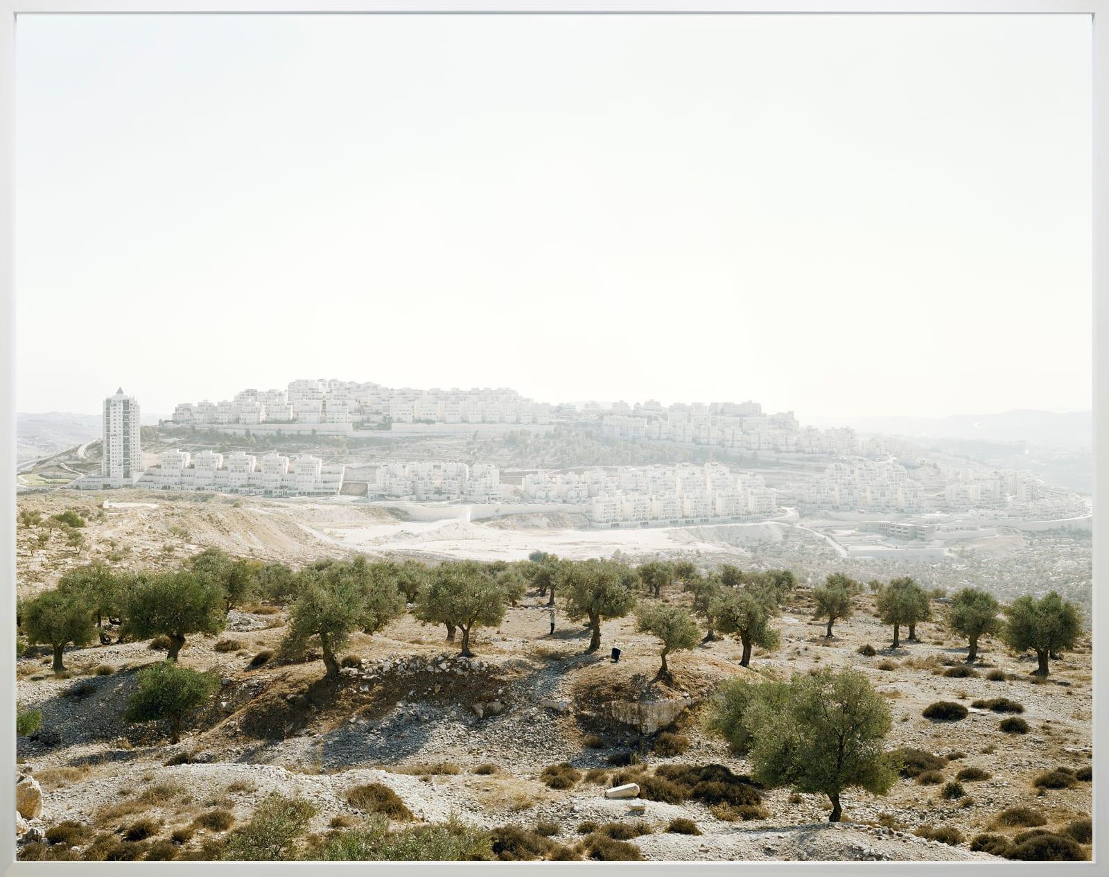 Francesco Jodice, What We Want, Bethlehem, T62, 2010