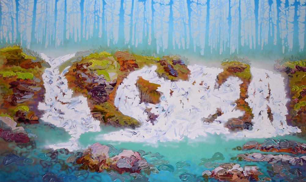 Sheila Kernan, Three Falls