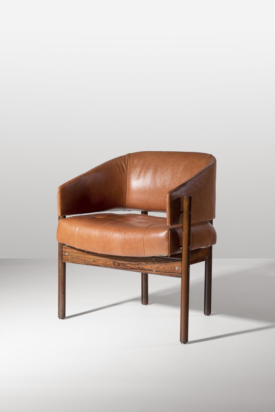 Jorge Zalszupin, Senior armchair, 1959