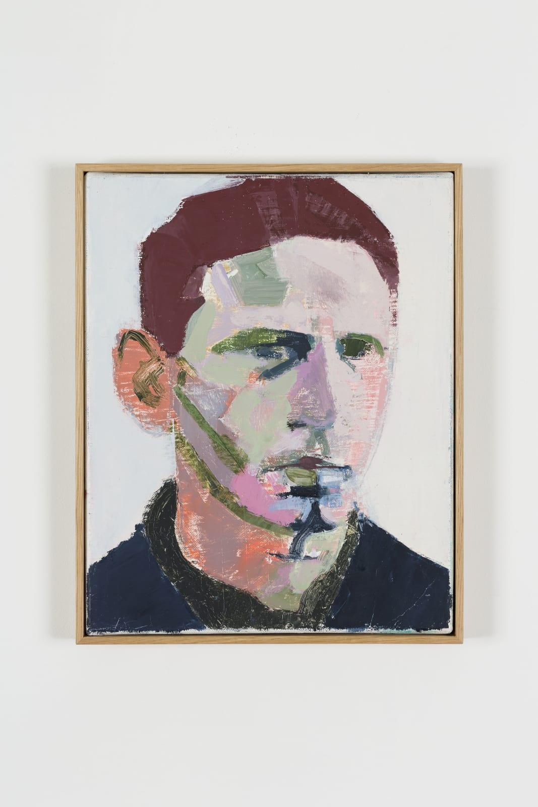 Alex van Warmerdam, Man met rood haar, 2018