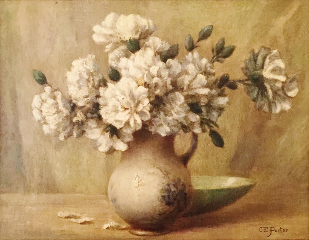 Charles Ethan Porter, Still Life with Flowers, c.1880
