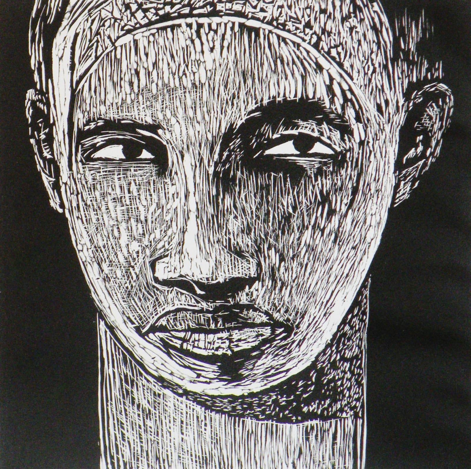 Samella Lewis, I See You, 2005.0