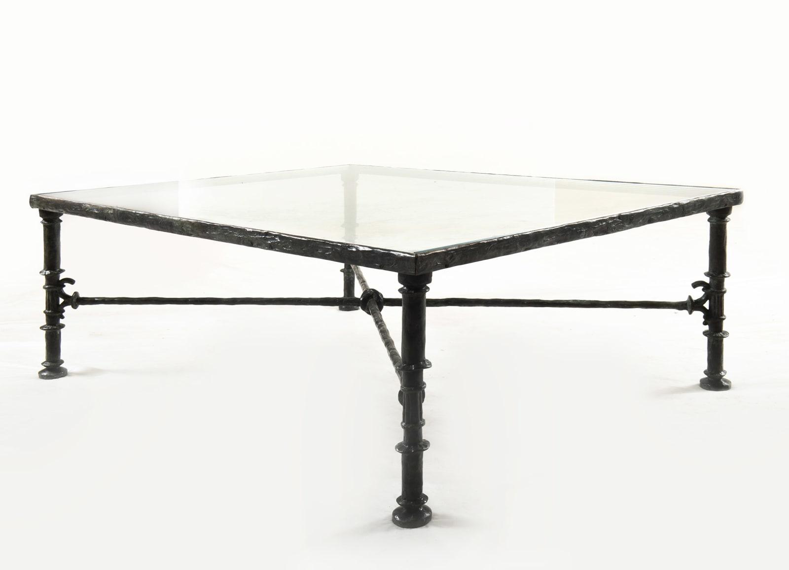 DIEGO GIACOMETTI, Table grecque, 1962