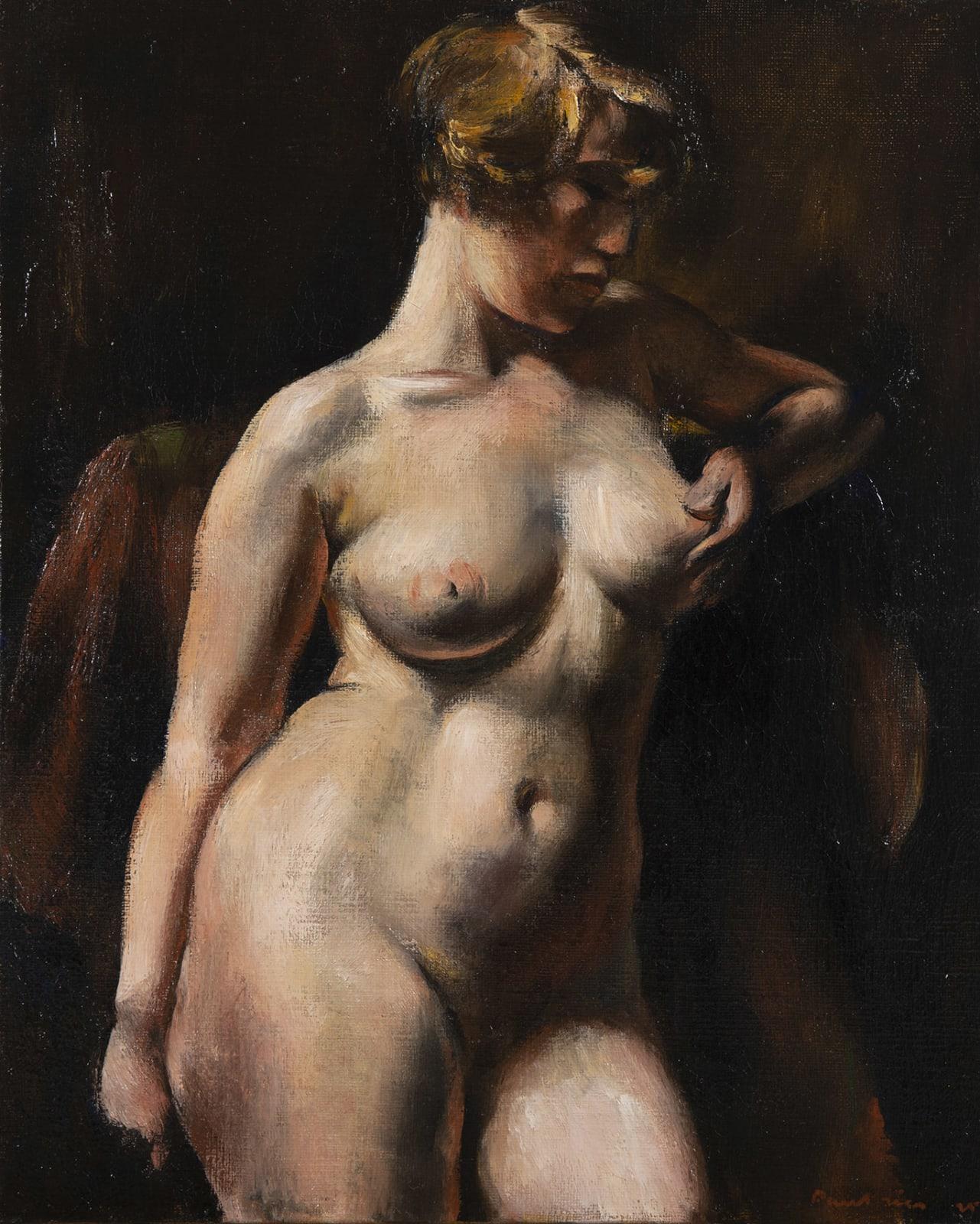 JEAN FAUTRIER, Nu féminin, 1925