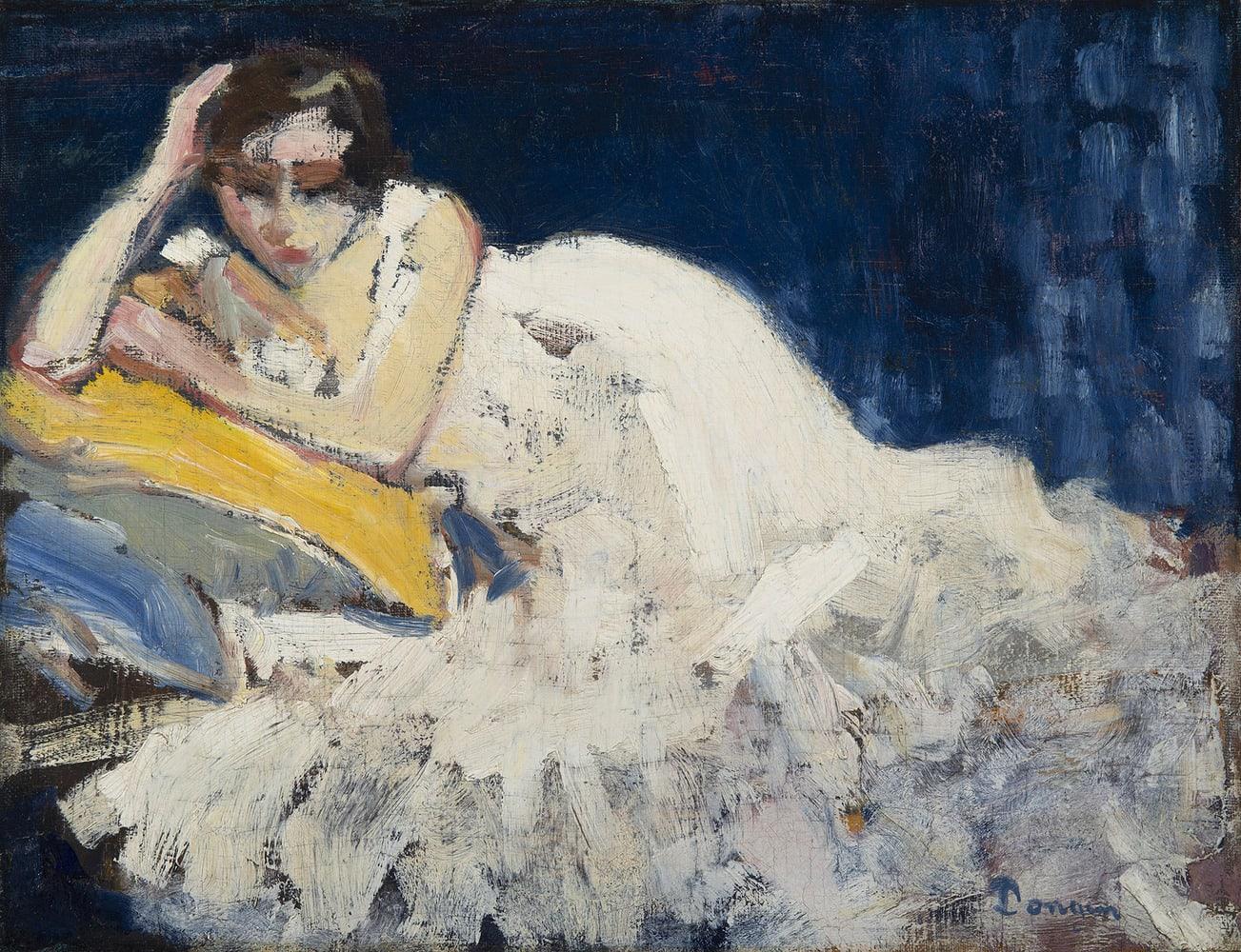 KEES VAN DONGEN, Le retour de bal, Guus Van Dongen, 1904-1905