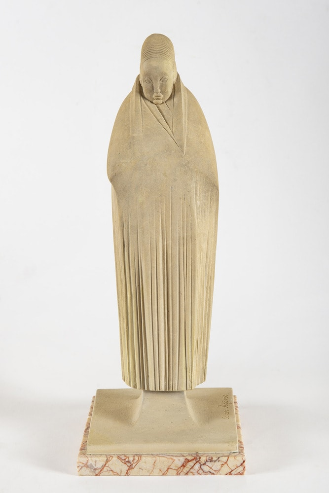 OSCAR JESPERS, La Cape , 1921