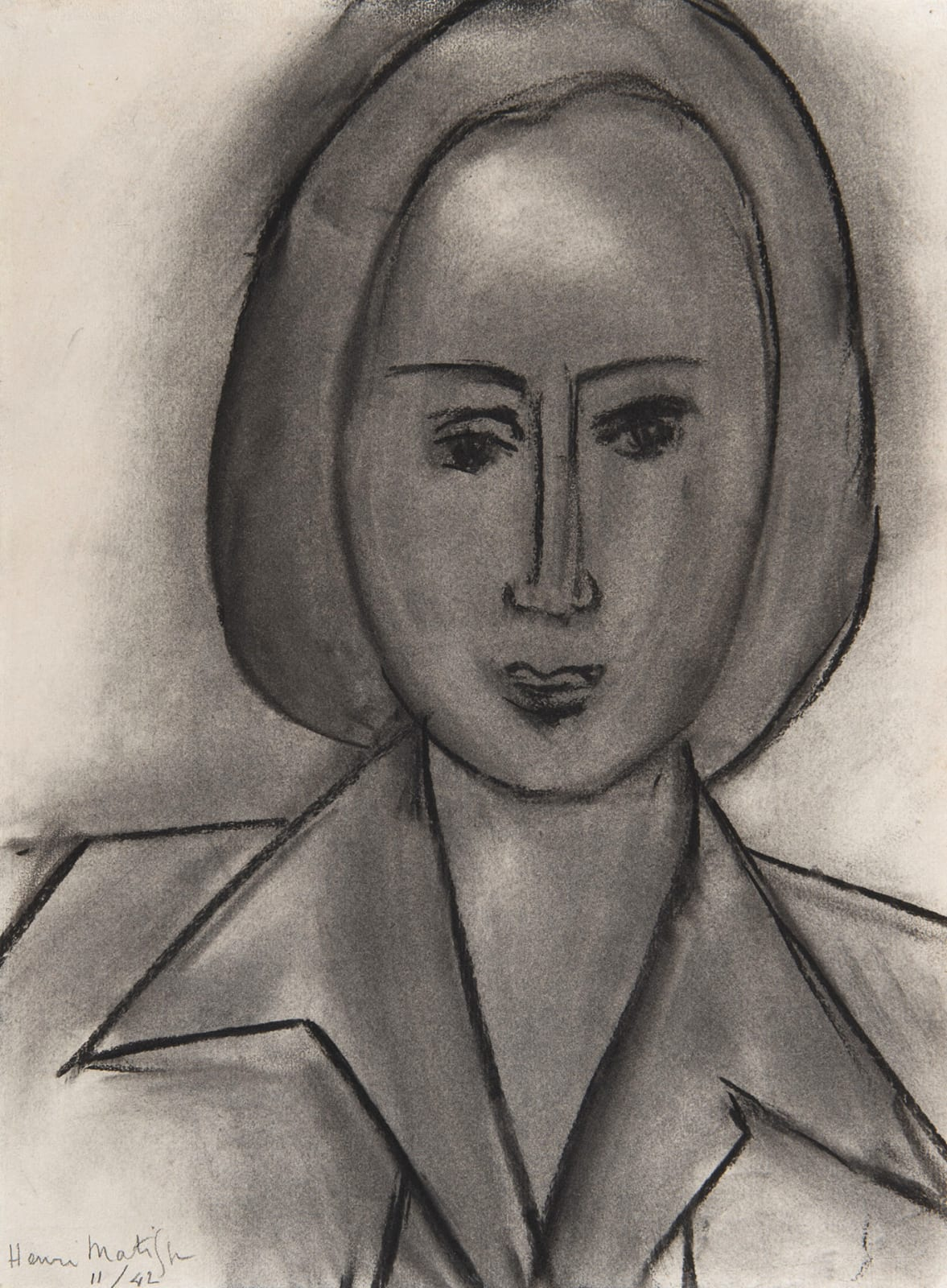 HENRI MATISSE, Monette Vincent, 1942