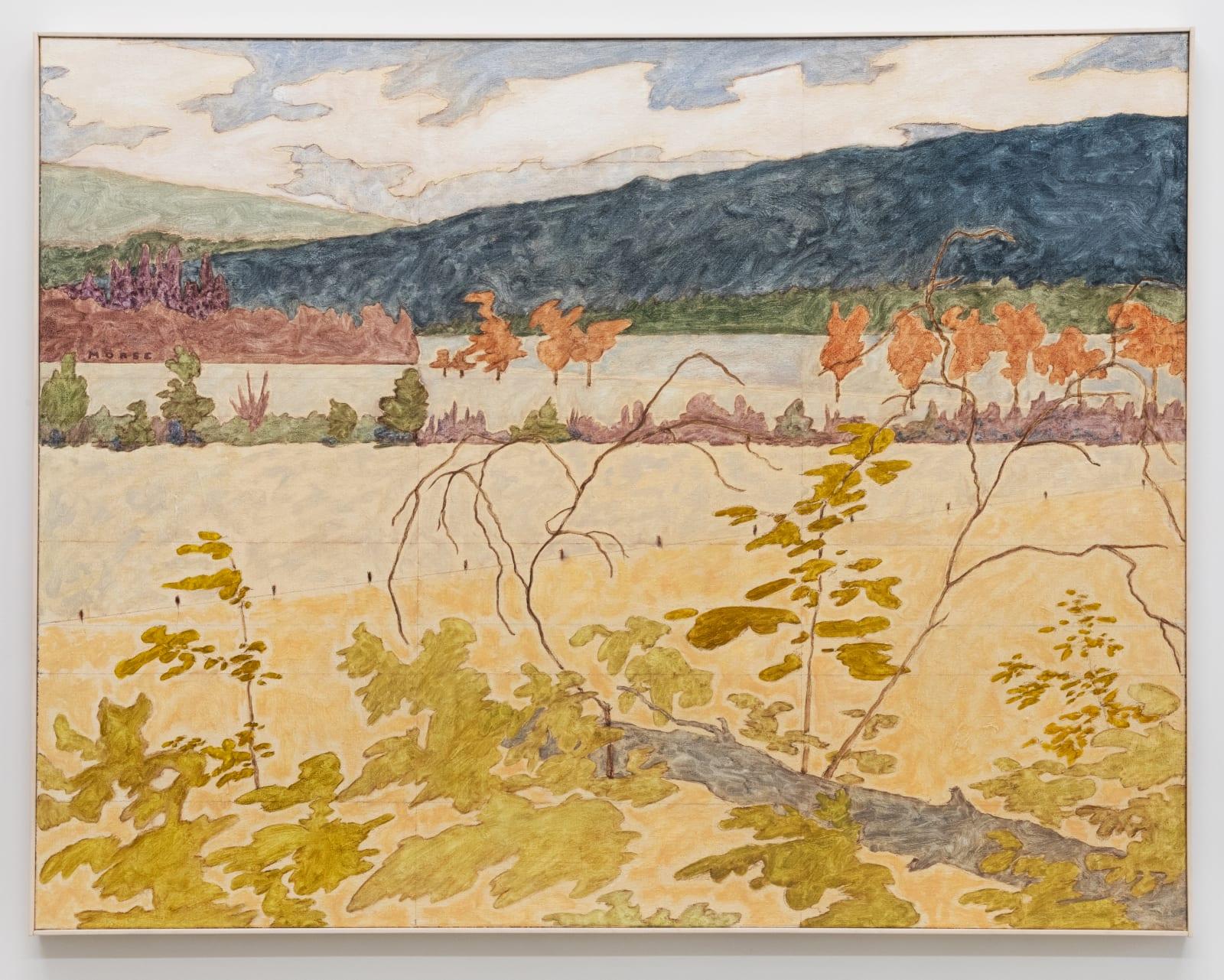 James Morse, Euclid's Valley, 2021