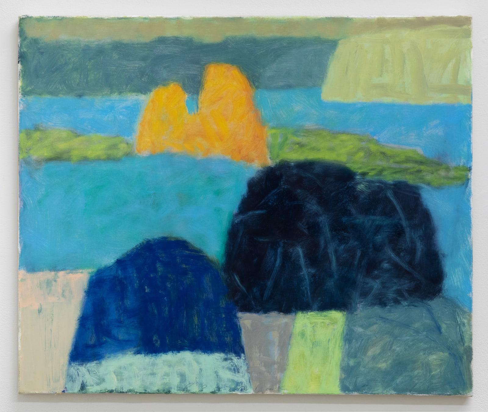Alan Prazniak, James River, 2021