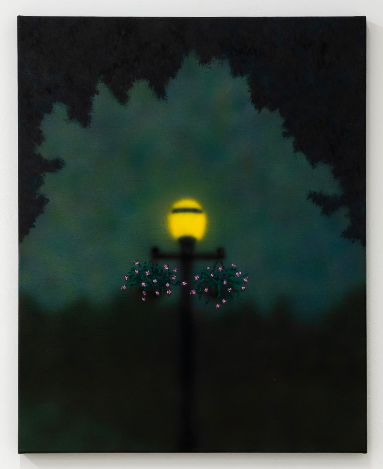 Sung Hwa Kim, Nocturne: On the day when your long night ends, I will be there, 2021