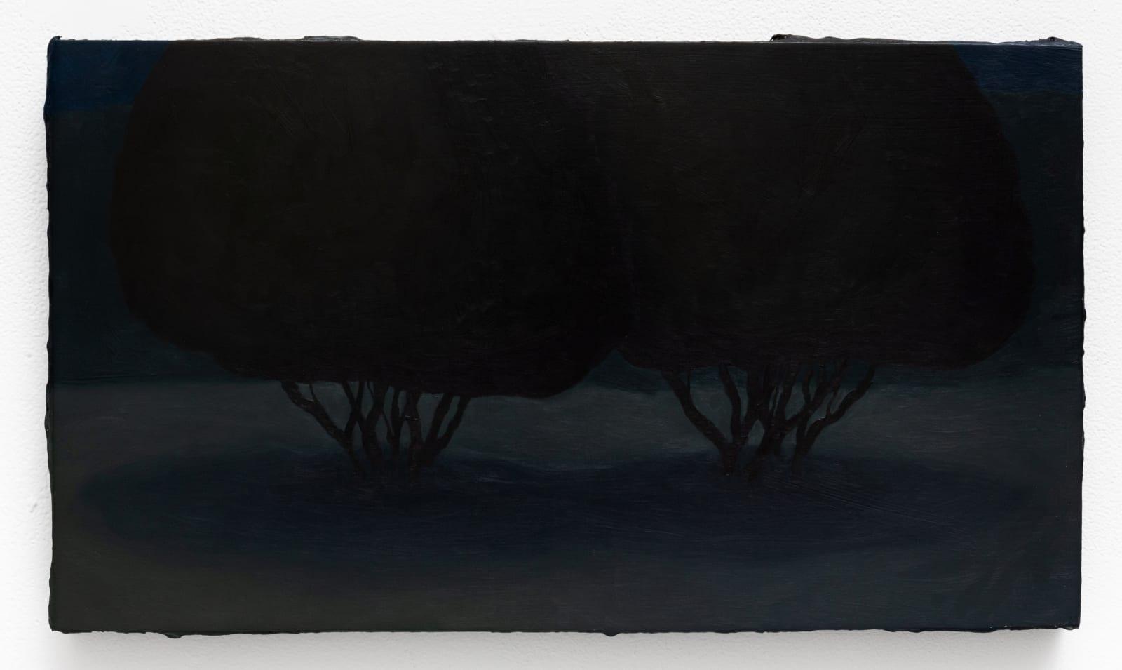 Sarah Schlesinger, Two Trees, 2021