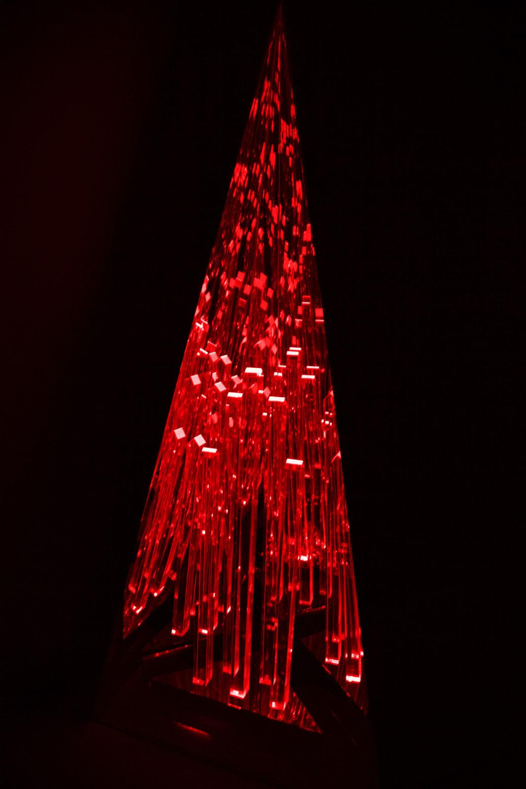 Cristal Castle Red