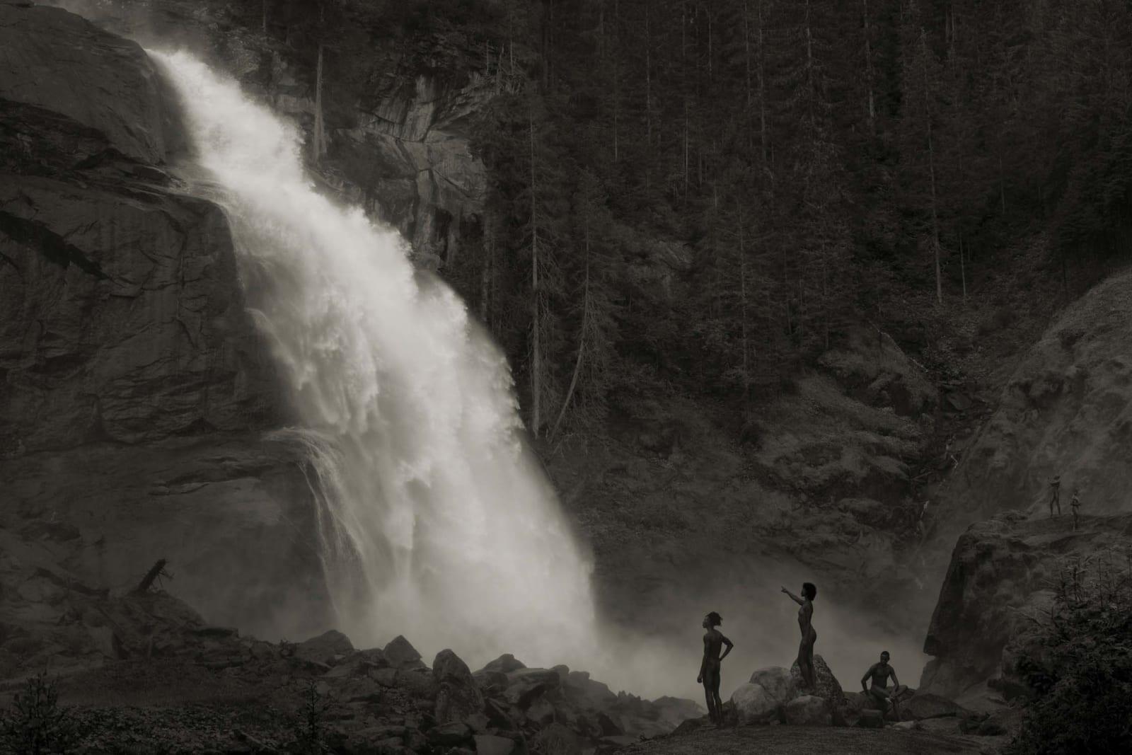 Erwin Olaf, Am Wasserfall, 2020