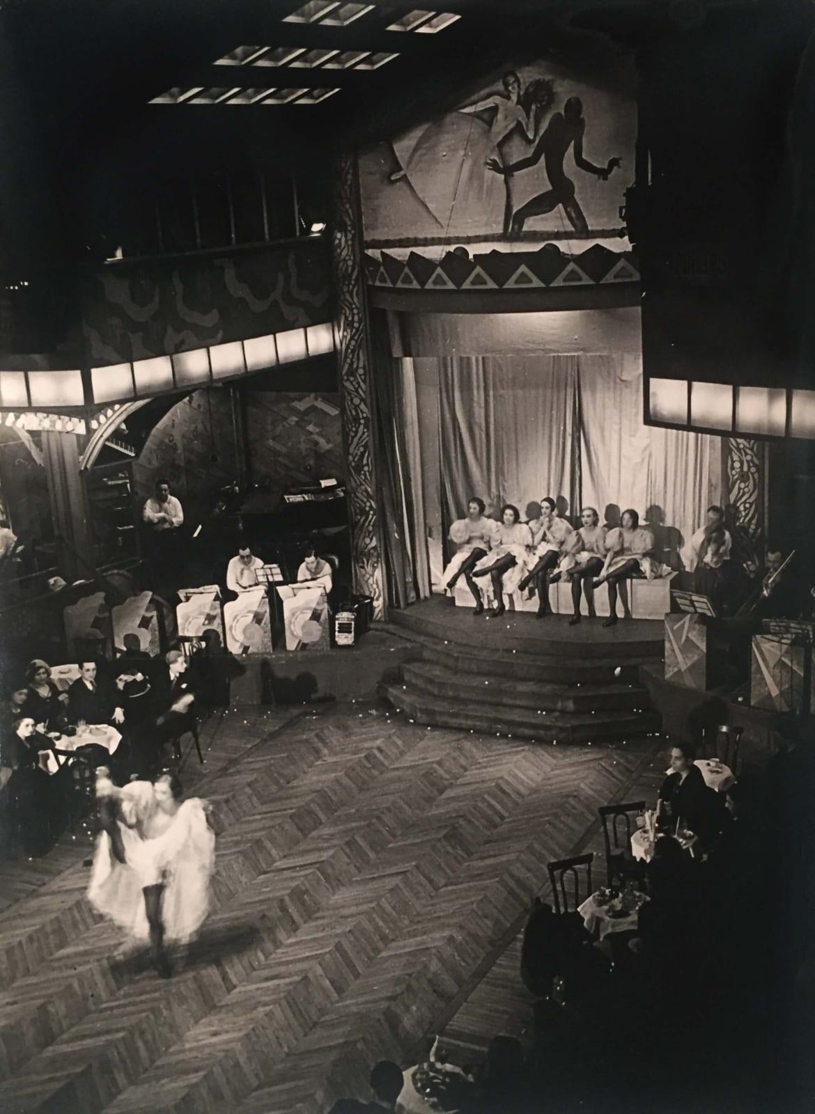 Brassaï, Can Can Dancers, c. 1932
