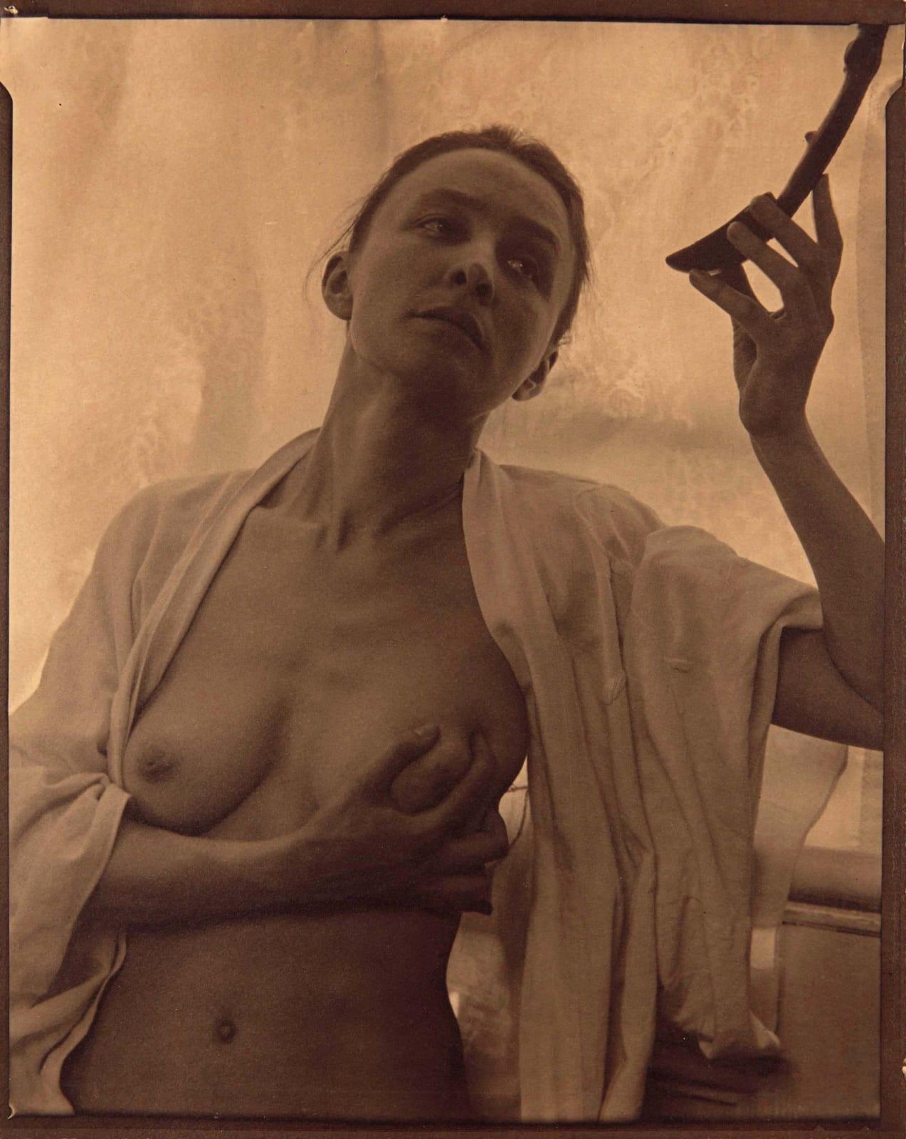 Alfred Stieglitz, Georgia O'Keeffe, 1919