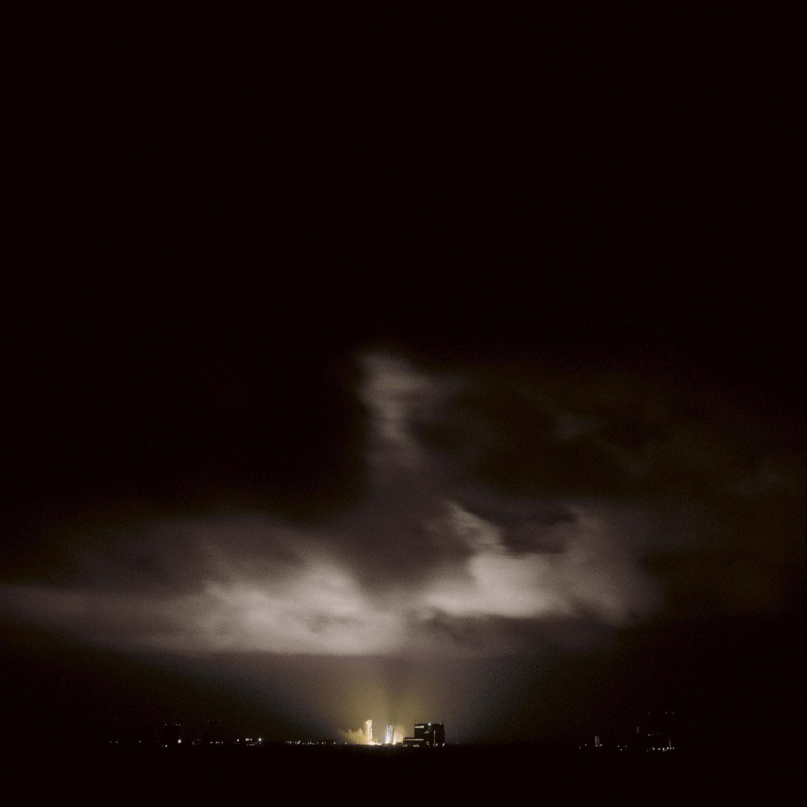 Launch, Arianespace, Ariane IV, Kourou, French Guiana by Lynn Davis