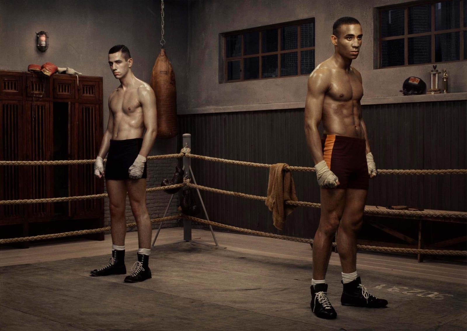 Erwin Olaf, The Boxing School, 2005