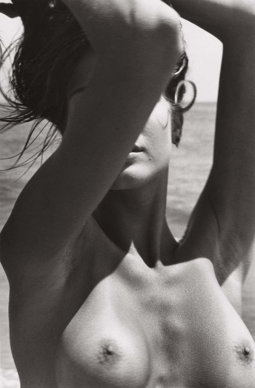 Herb Ritts, Stephanie - Detail, Malibu, 1988