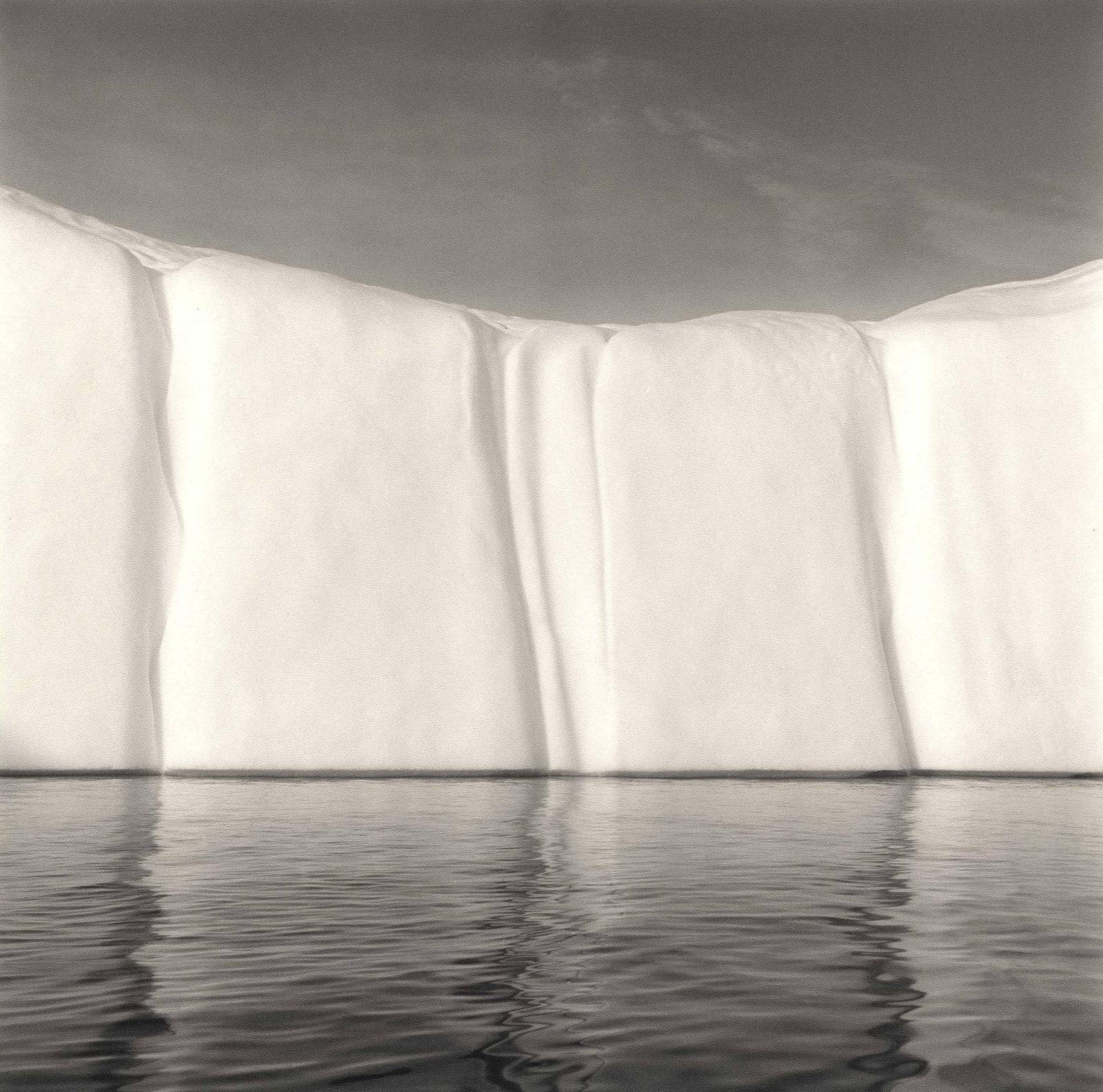 Lynn Davis photograph of iceberg in Disko Bay, Greenland