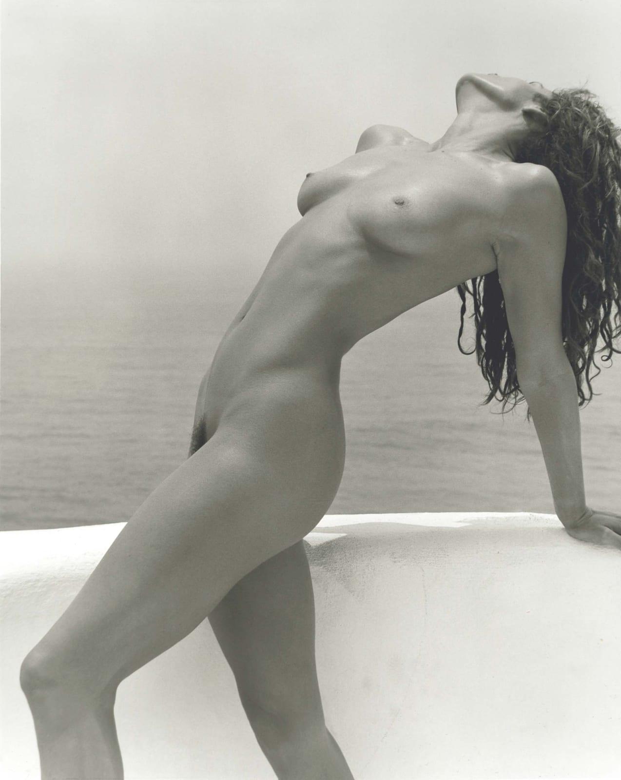 Herb Ritts, Cindy Crawford 3, Costa Careyes, 1998