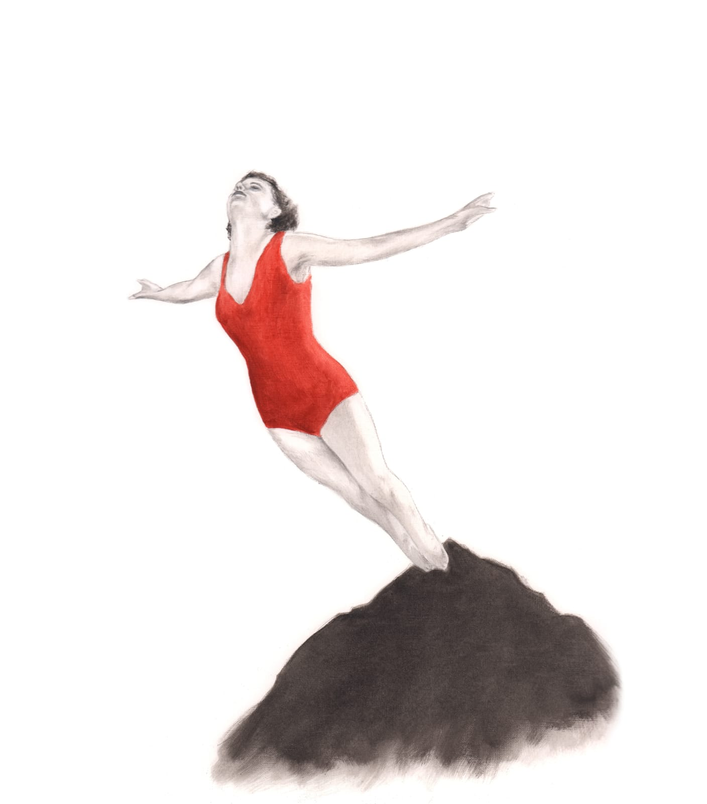 Rachel Goodyear, Leap, 2020