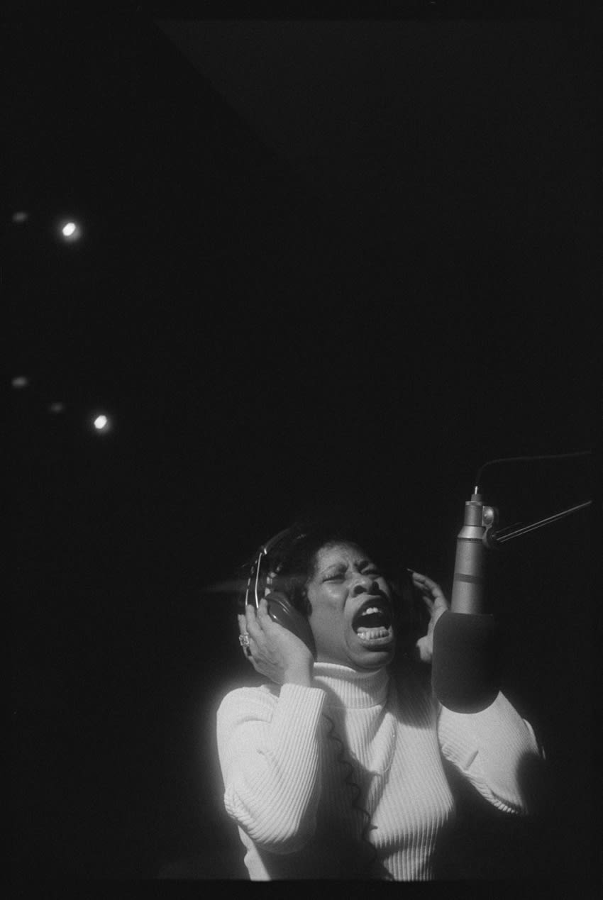 Ming Smith, Betty Carter, 1973