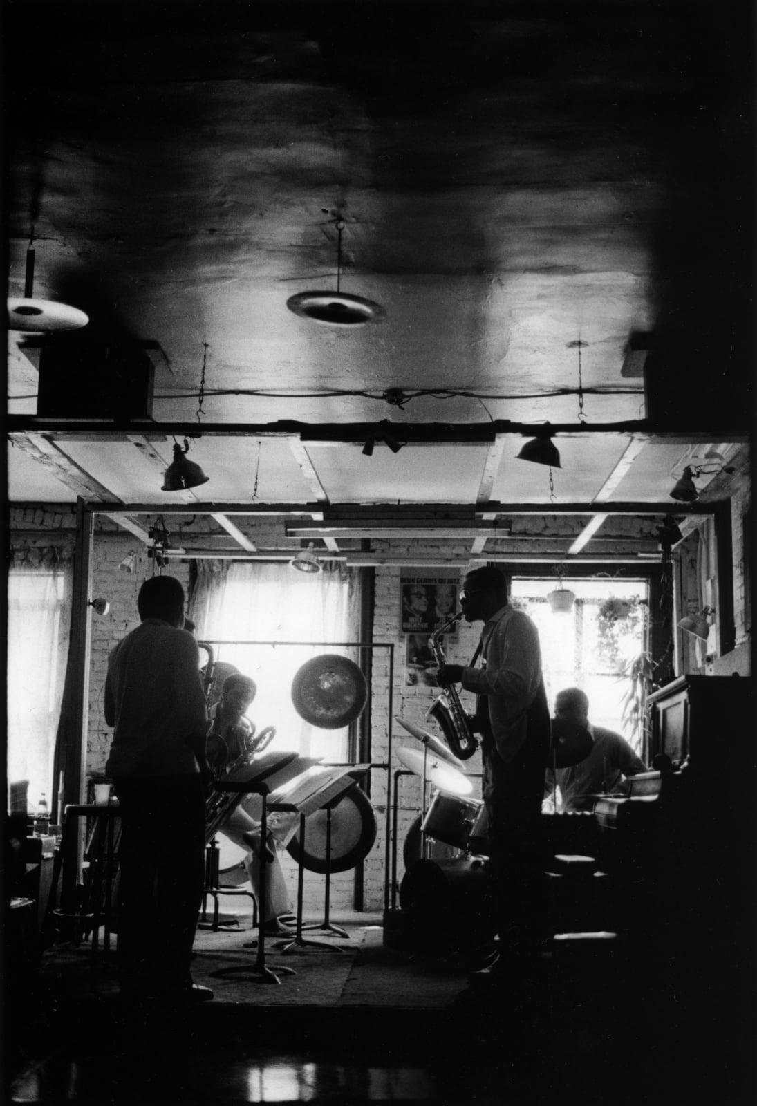 Ming Smith, Loft Jazz with Max Roach, 1981